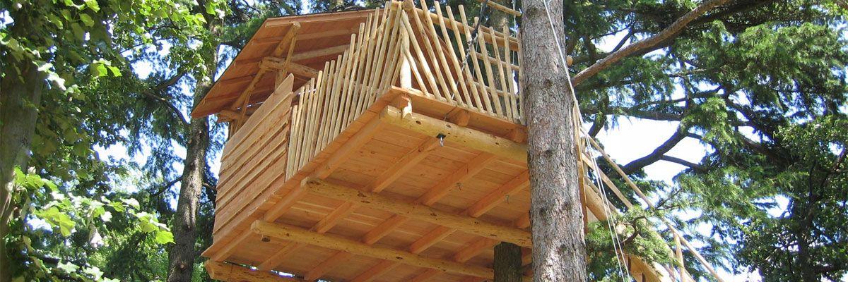 Exclusivas casas en los árboles - Skywalker - Constructor de Aventuras